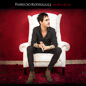 Cantautor Fabricio Rodríguez promociona su nuevo disco