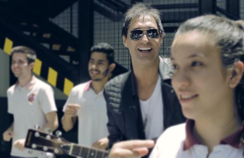 NUEVO VIDEO DE FABRICIO RODRIGUEZ «UN DIA A LA VEZ»