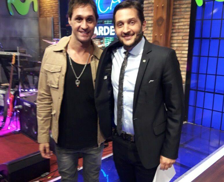 Fabricio Rodriguez pasó por NET (Nunca es Tarde)