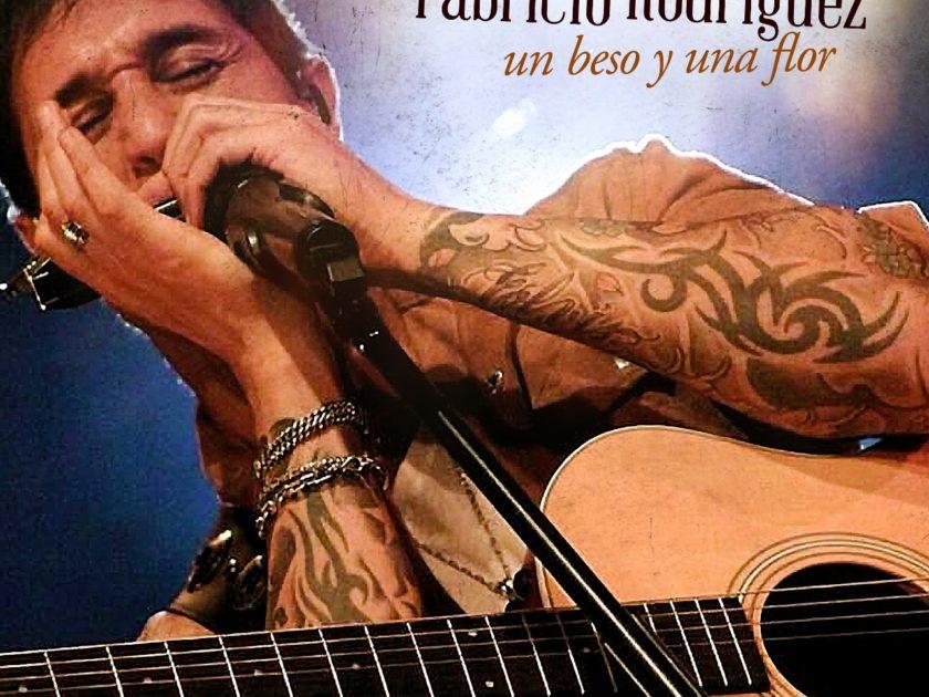 Fabricio Rodriguez presenta «Un Beso y Una Flor»