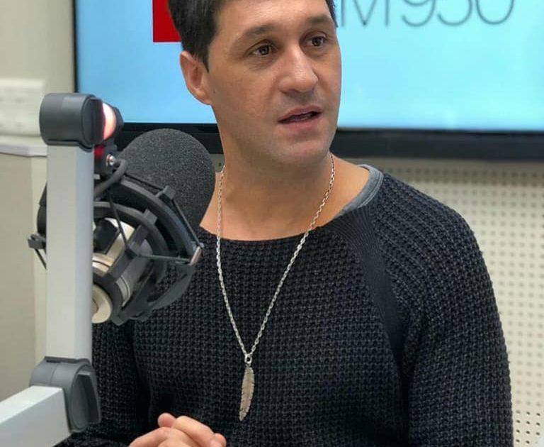 Fabricio en CNN Radio Argentina AM 950
