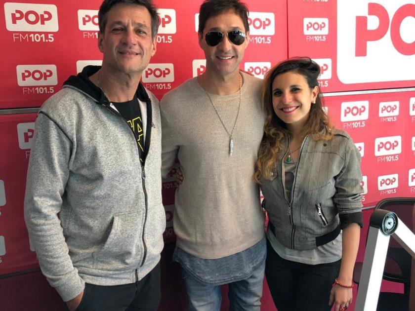 Fabricio en Pop Radio!